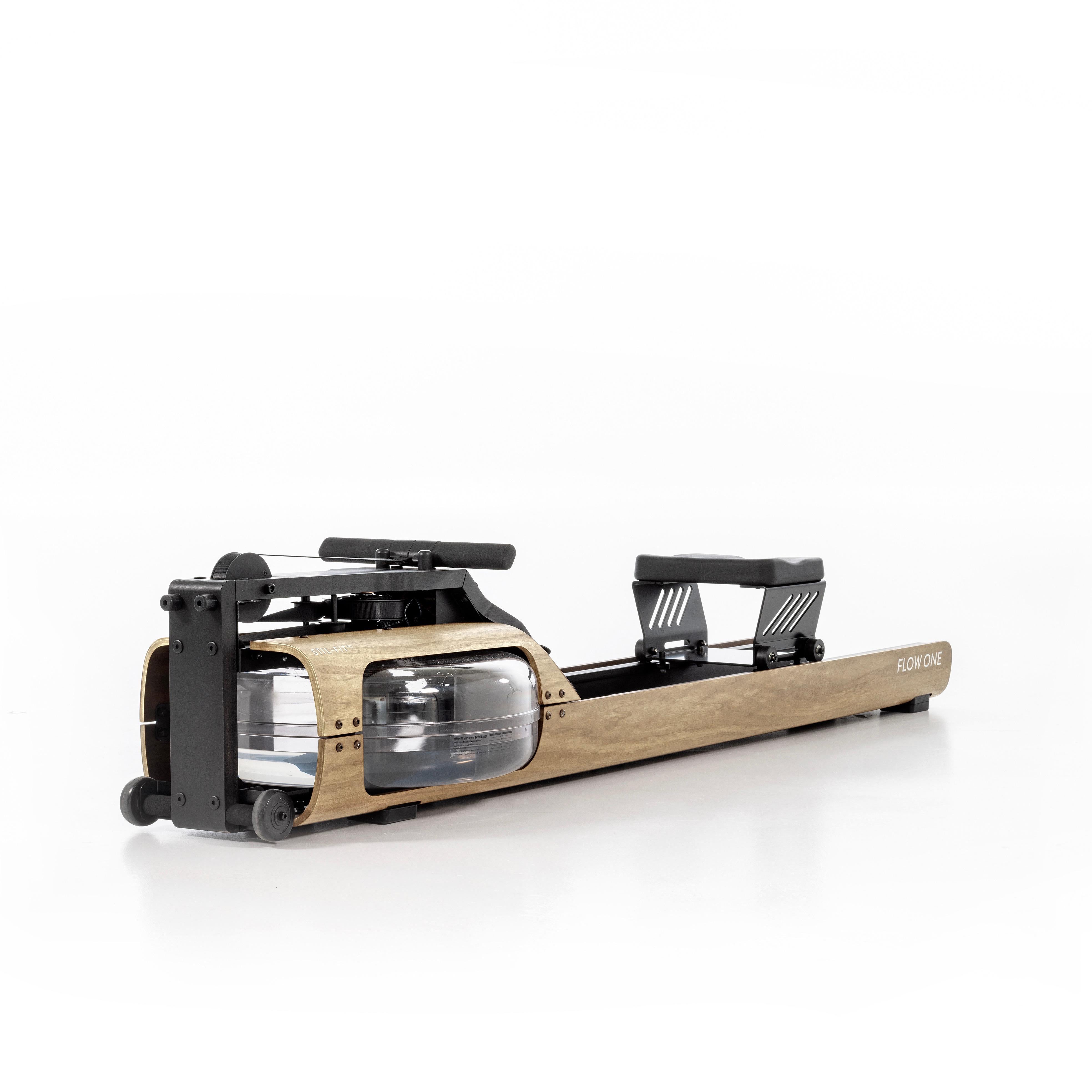 STIL-FIT Rowing machine FLOW-ONE Oak